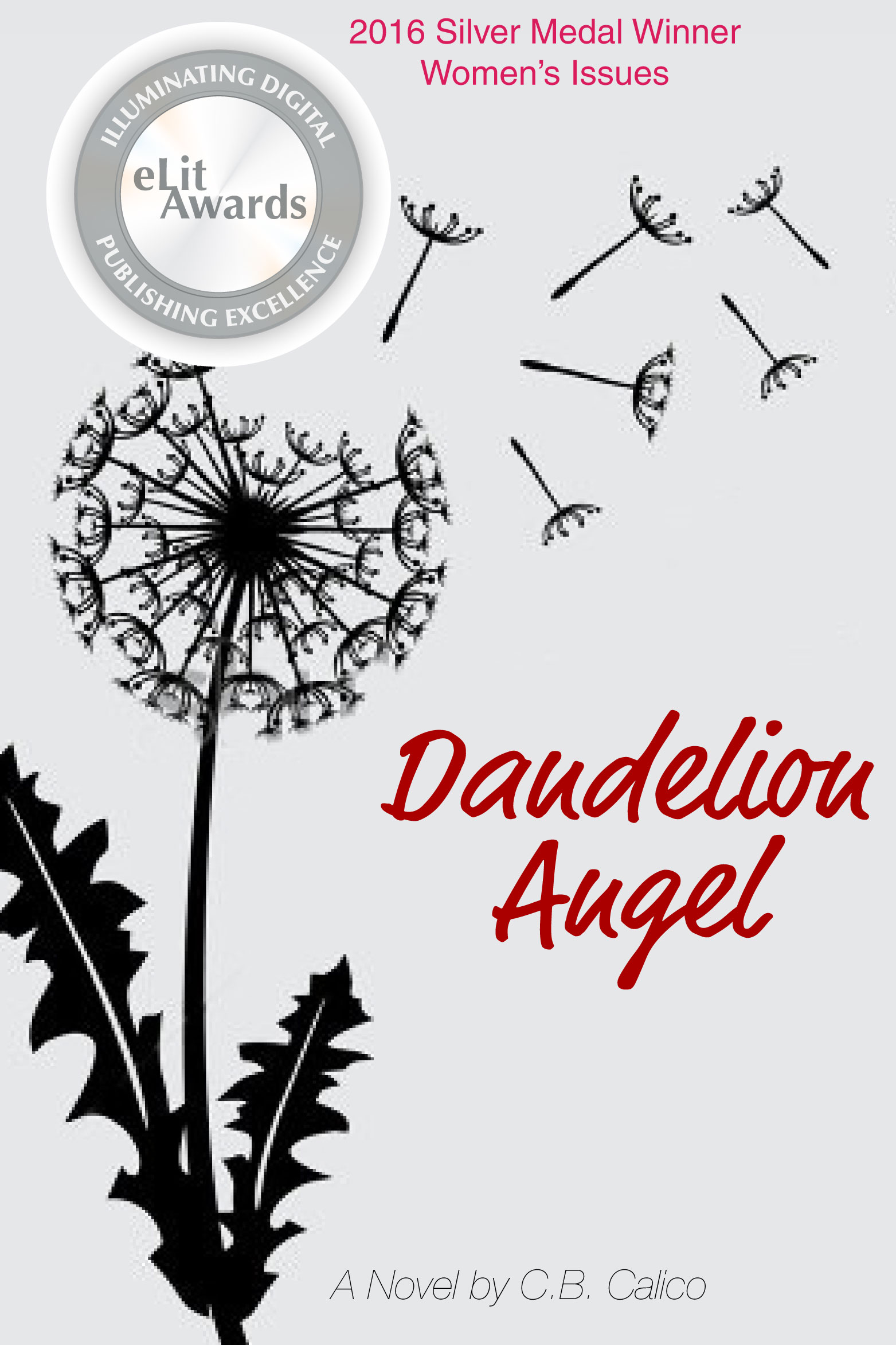 Dandelion-Angel Award Cover